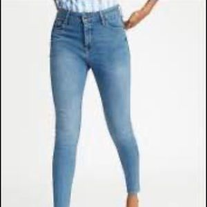 Old Navy High Waisted Rockstar Skinny Jeans